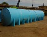 Накопительная емкость 65 м3 для питьевой воды